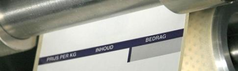 Etiket printer